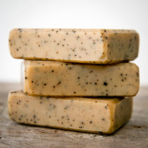 The Freckled Farm Coffee Soap