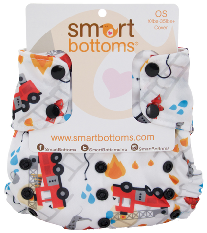 Smart Bottoms Too Smart Cover- Rescue