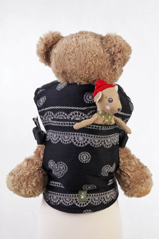 Lenny Lamb Doll Carrier- Glam Lace