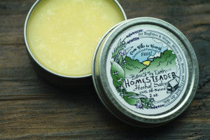 Balm of the Earth - Homesteader Herbal Salve