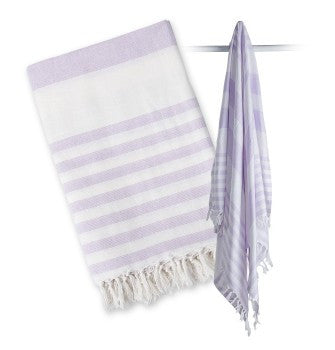 Lulujo Turkish Towel- Lavender