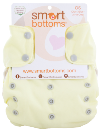 Smart Bottoms Smart One 3.1- Lemon Ice