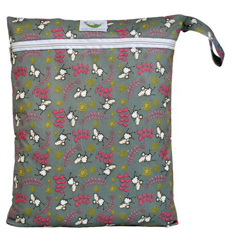 Sweet Pea Wet Bag - Beau the Sheep