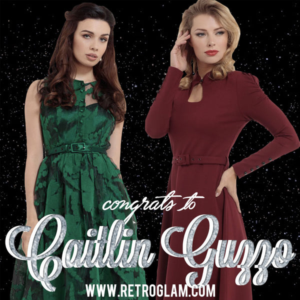 Congrats Caitlin Guzza Black Friday Contest Winner
