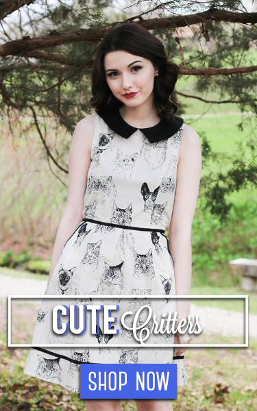 Cute Critters Collection