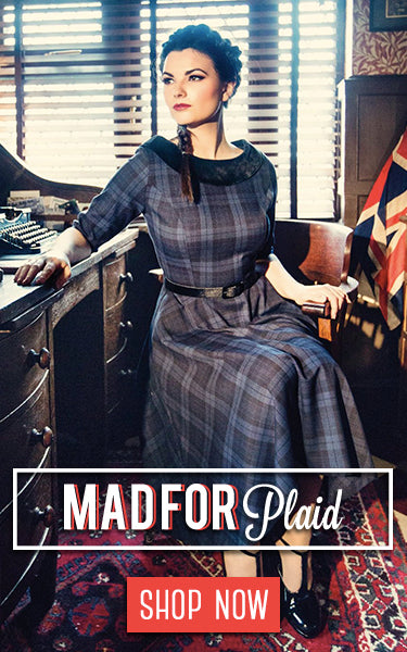 Mad for Plaid - Plaid and Gingham Collection