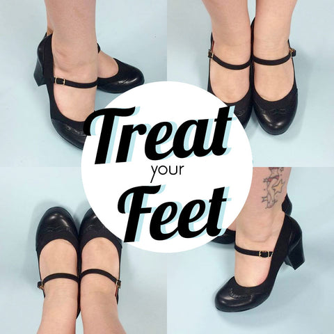 Treat your Feet with BAIT Footwear from RetroGlam.com