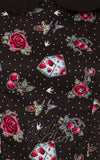 rockabilly fabric