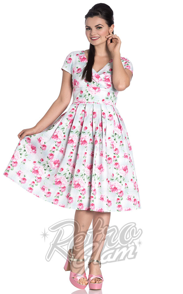 Hell Bunny Natalie 50s Dress