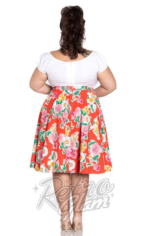 Hell Bunny Marguerita Plus Size pinup
