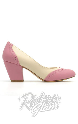 B.A.I.T Hansel Shoes in Rose Pink Side