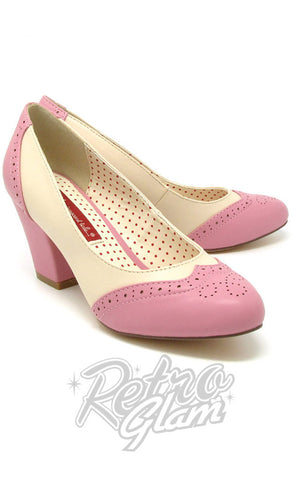 B.A.I.T Hansel Shoes in Rose Pink