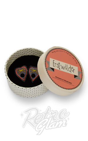 Erstwilder G-O-O-D-B-Y-E Earrings box
