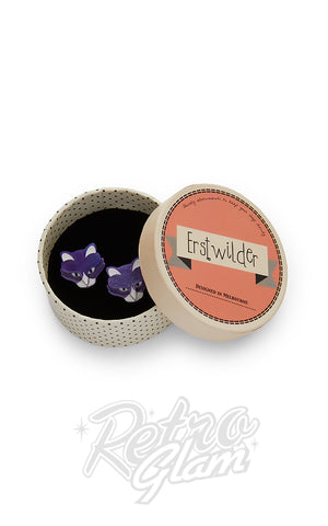 Erstwilder LeBeau The Luscious Earrings box