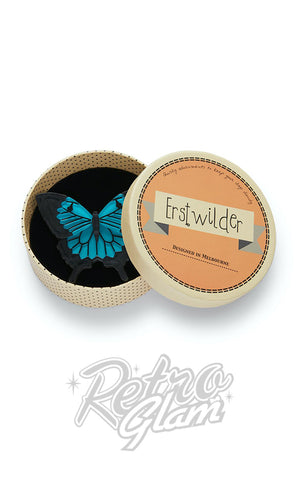 Erstwilder Blue Emporer Brooch box