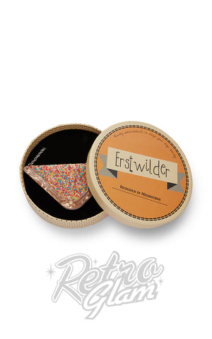 Erstwilder Heartfelt Fairy Bread Necklace box
