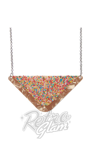 Erstwilder Heartfelt Fairy Bread Necklace