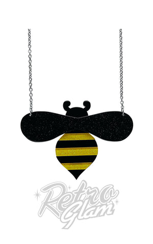 Erstwilder Babette Bee Large Necklace