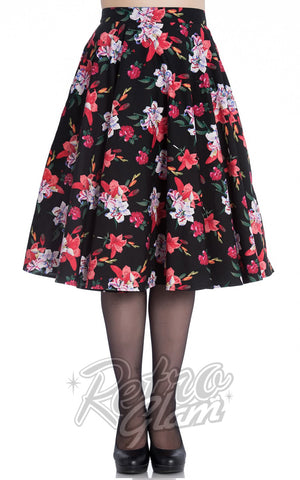 Hell Bunny Liliana 50's Skirt