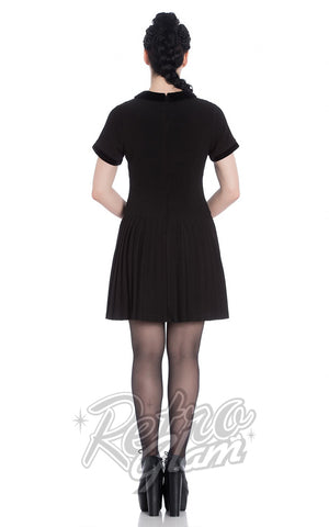 Hell Bunny Stephanie Dress Back