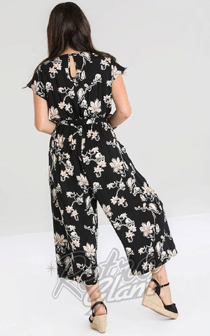 Hell Bunny Chiara Jumpsuit back
