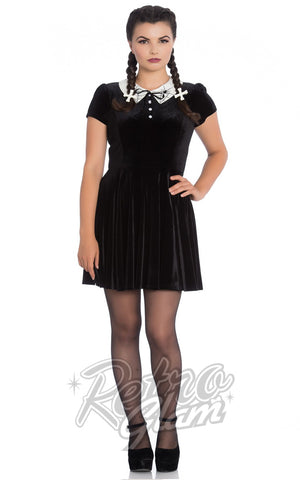 Hell Bunny Miss Muffet Mini Dress