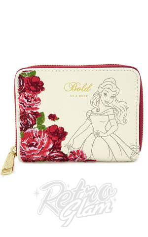 Loungefly X Disney Bold Belle Wallet