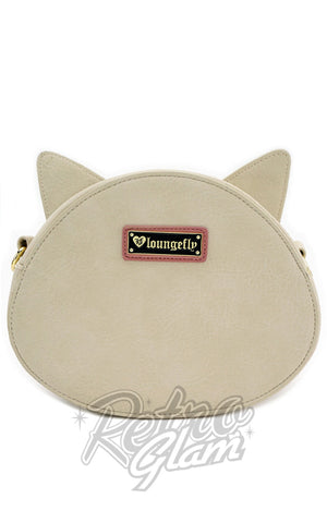 Loungefly Cat Eyes Crossbody Bag back