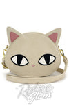 Loungefly Cat Eyes Crossbody Bag
