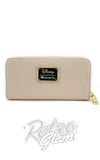 Loungefly Disney Belle Debossed Wallet back