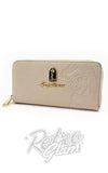 Loungefly Disney Belle Debossed Wallet front