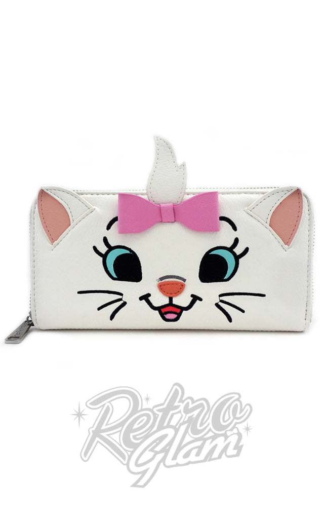 Loungefly Disney Marie Big Face Wallet