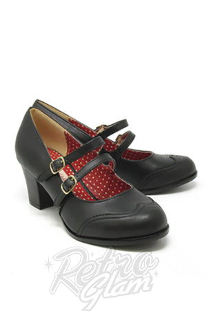 B.A.I.T Rowena Shoes in Black