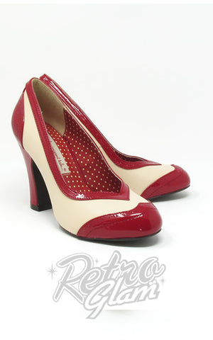 B.A.I.T Valentine Heels in Red