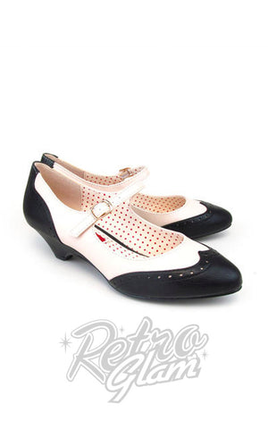 B.A.I.T Imsie Shoes in Black