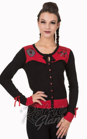 Banned Captivated Cardigan