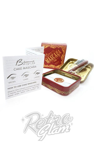 Besame Cake Mascara in Black