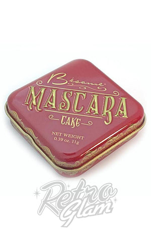 Besame Cake Mascara in Black tin