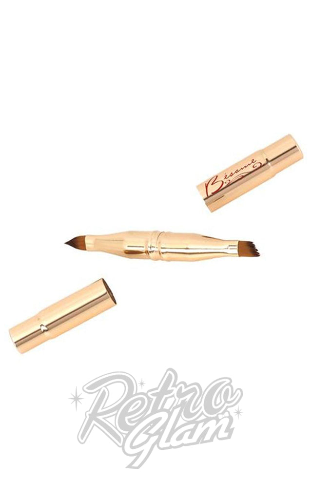 Besame Double Sided Lip Brush