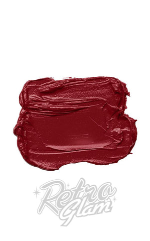 Besame Blood Red Lipstick swatch