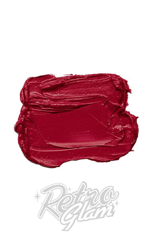 Besame Cherry Red Lipstick swatch