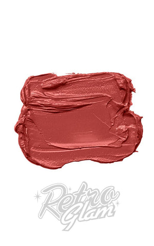 Besame Chocolate Kiss Lipstick swatch