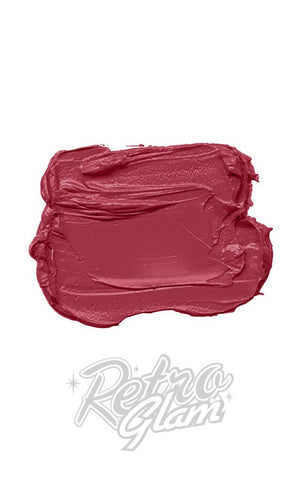 Besame Dusty Rose Lipstick swatch