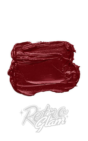 Besame Noir Red Lipstick swatch