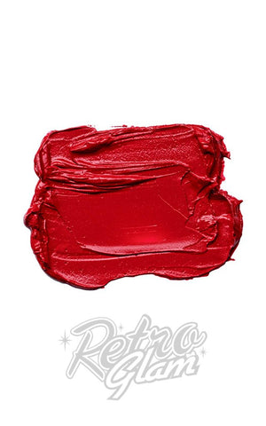 Besame Red Velvet Lipstick swatch