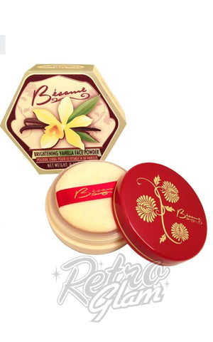 Besame Vanilla Brightening Powder