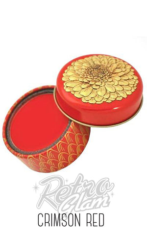 Besame Cream Rouge in Crimson or Apricot