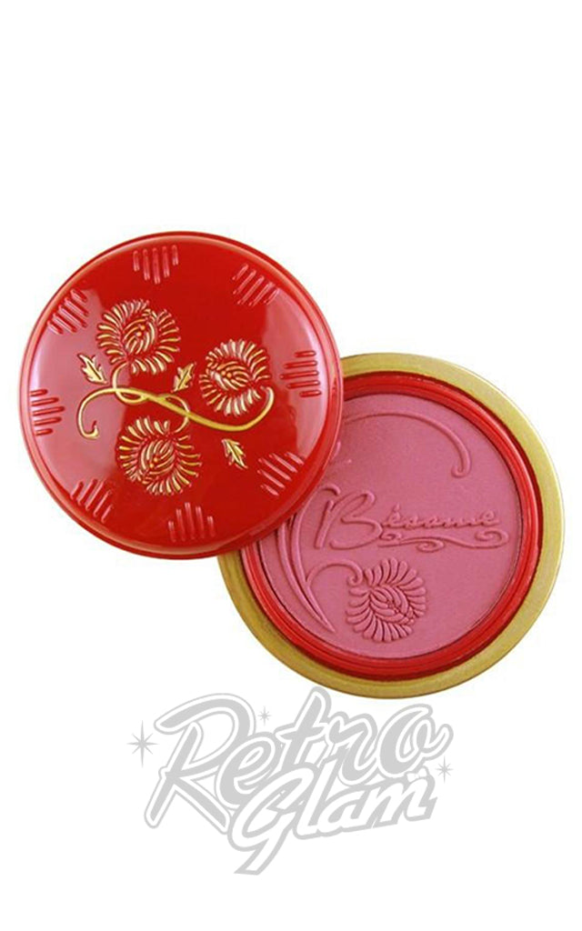 Besame Rose Delicate Powder Rouge