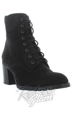Chelsea Crew Tomboy Boots in Black