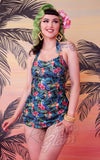 Collectif  Jungle Balcony Swimsuit